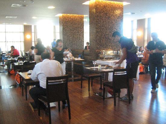 Axis Porto Business & Spa Hotel: il ristorante
