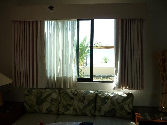 Hotel Manglares : Vistas
