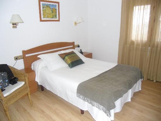 Alella, España: Habitación