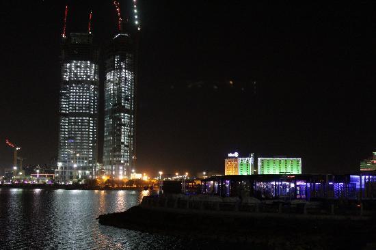 The Corniche: places
