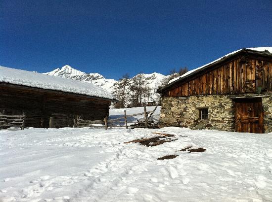 Hotel Drumlerhof: Gita laghetti Kofler - Riva di Tures