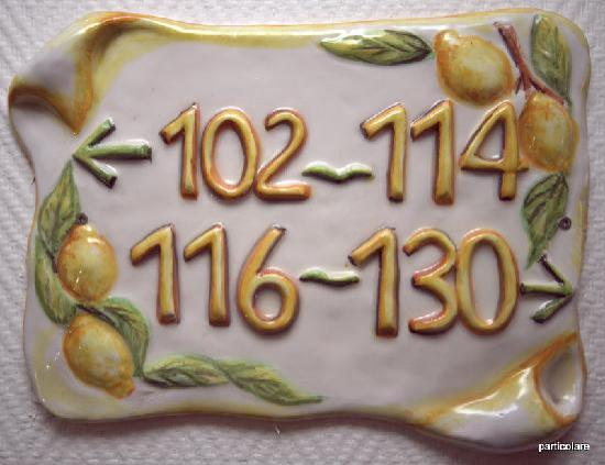 Colleverde Park Hotel: ceramica