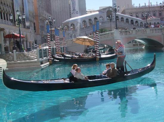 Las Vegas Hotel Venezia