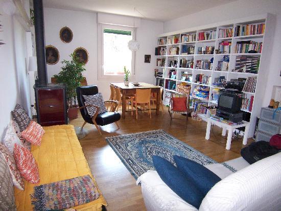 AmaBologna : biblioteca salone