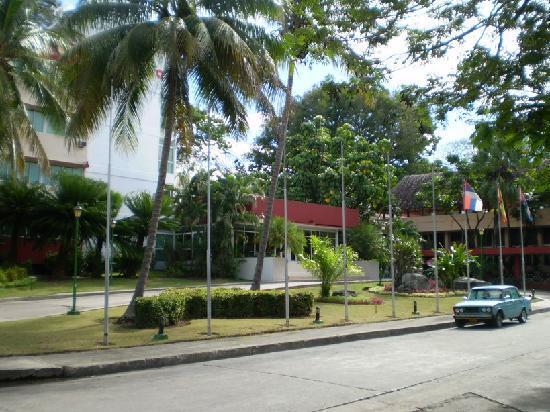 Isazul Hotel Las Americas Vista Esterna