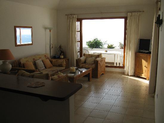 Club Lago Verde: Living Room