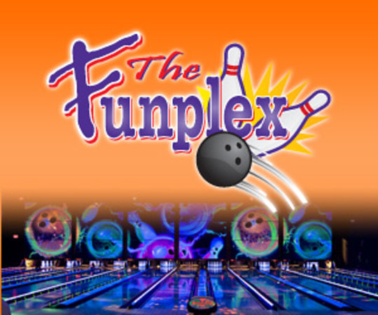 Mount Laurel, NJ: The Funplex Logo