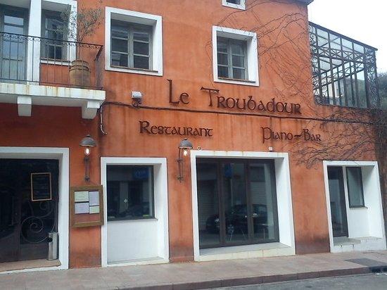Le Troubadour : exterieur