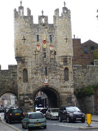 Premier Inn York City (Blossom St South) Hotel: La porta principale di York