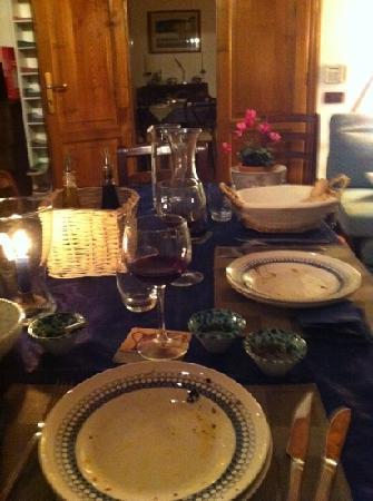 Casale La Piaggia: Una delle cene più soddisfacenti della nostra vita:-)!