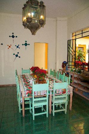 Casa Vilasanta: The Dining Room