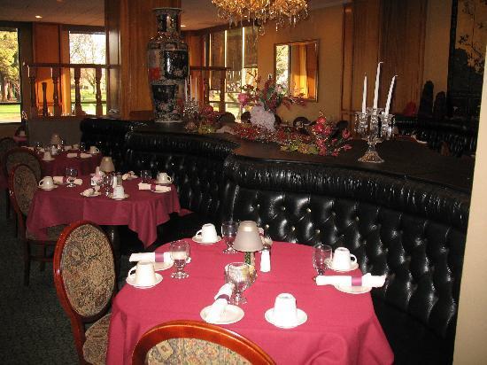 Monticello Hotel: Restaurant