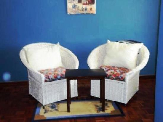 ELIA Bed & Breakfast: Sitting area