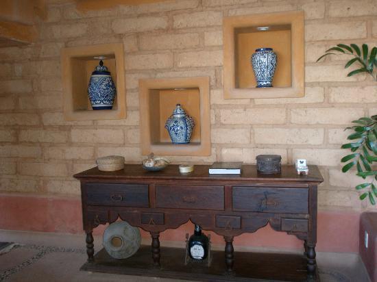 Casa Cuitlateca: In the bar area