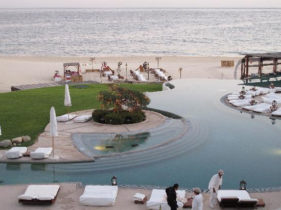 Las Ventanas al Paraiso, A Rosewood Resort: the view from our room