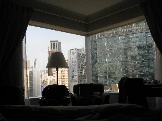Zhenjiang International Hotel: 5 star room view