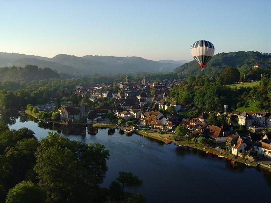 Juillac, Frankrijk: Vol sur Beaulieux sur Dordogne (19)