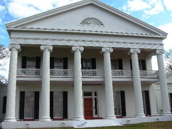 Napoleonville, Luizjana: Madewood Exterior