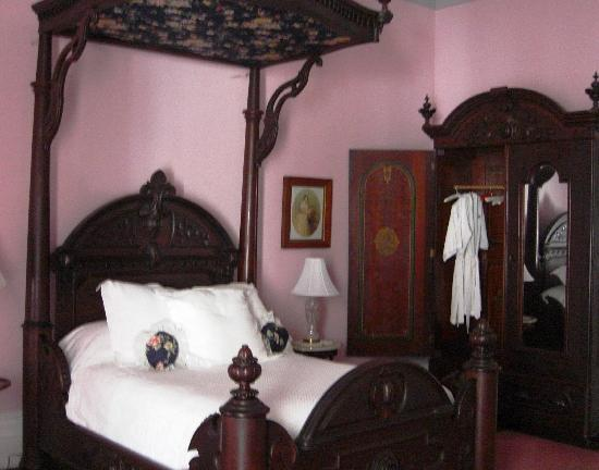 Napoleonville, Λουιζιάνα: Madewood - Victorian Room