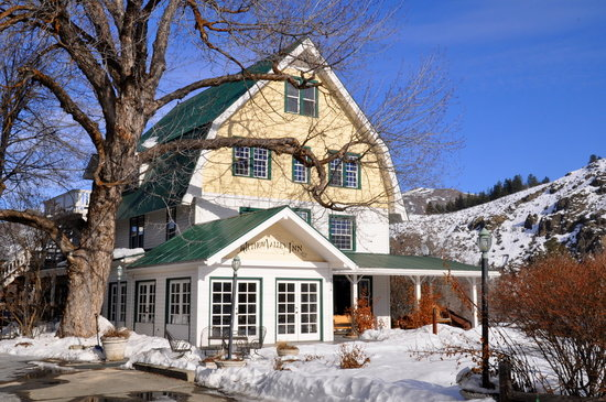 Methow Valley Inn: The perfect getaway!