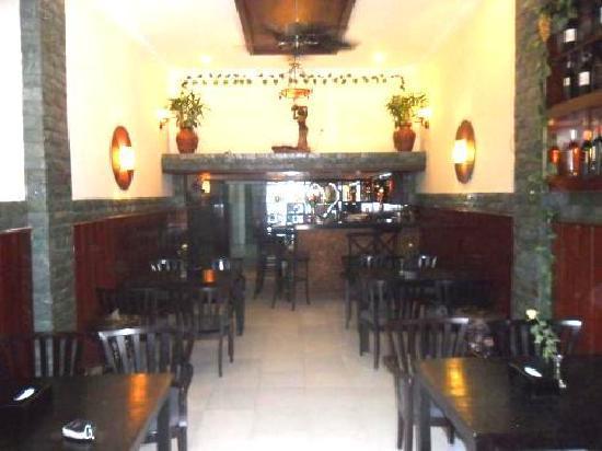 C'est Wat Restaurant and Guesthouse : Restaurant