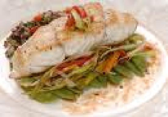 C'est Wat Restaurant and Guesthouse : Grouper
