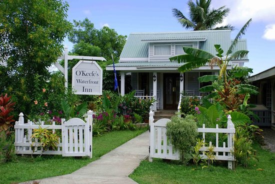 Colonia, Federated States of Micronesia: The Waterfront Inn