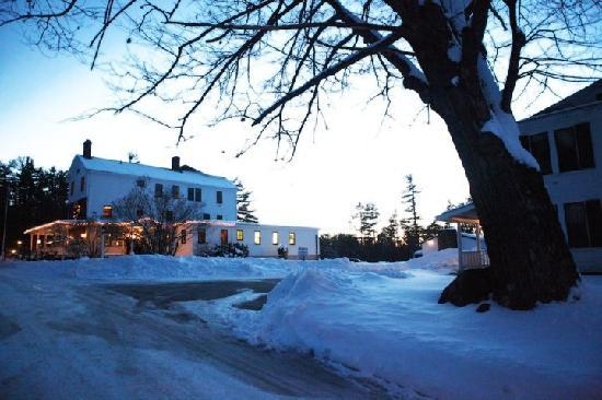 Woodbound Inn: Winter at the Inn