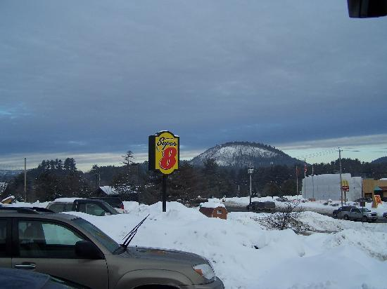 Super 8 Lake George/Warrensburg Area : Exterior Super 8 Motel Warrensburg NY