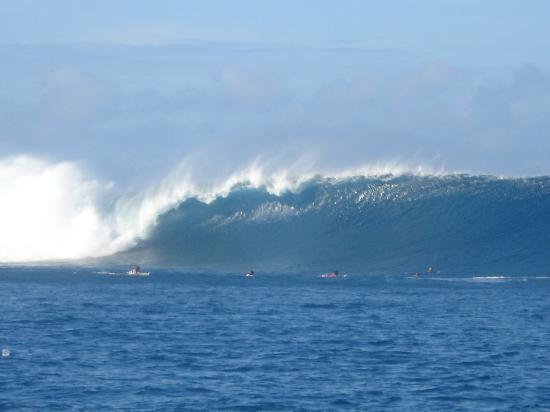 Rendezvous Fiji : Uhuuuuuuuuuuu Classic surf