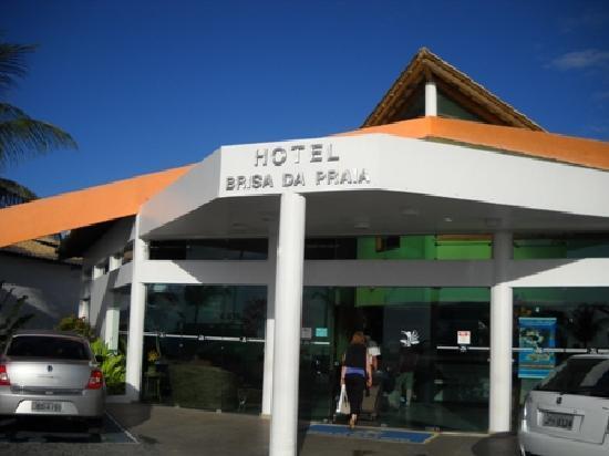 Brisa da Praia Hotel: FRENTE