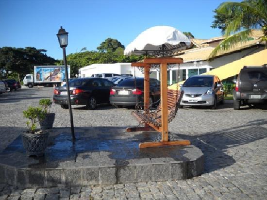 Brisa da Praia Hotel: FRENTE 2