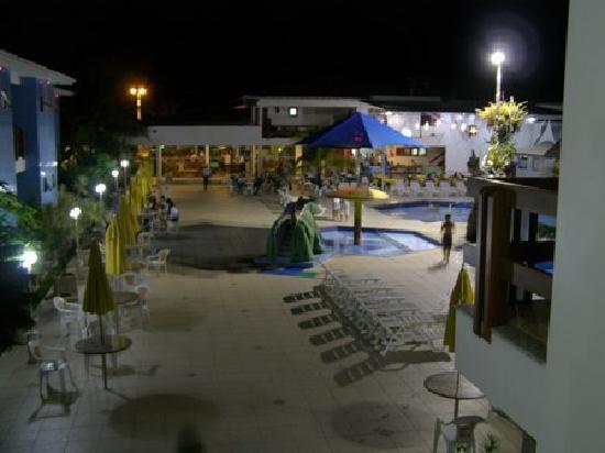 Brisa da Praia Hotel: PILETA