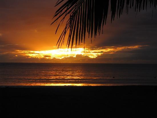 Villa Varadero Hotel & Suites : Beautiful sunsets!