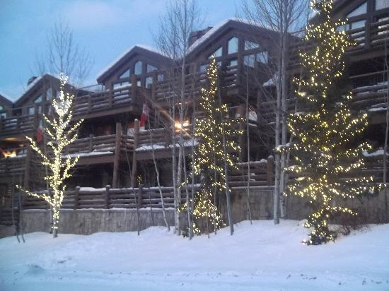 Comstock Lodge, Deer Valley