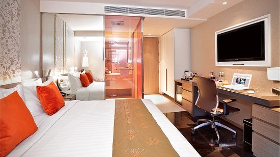 Citrus Sukhumvit 13 by Compass Hospitality: Superior King Bedroom