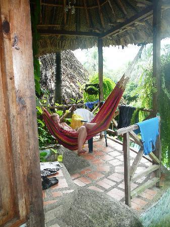 Ecohostal Yuluka: Relaxing!!!