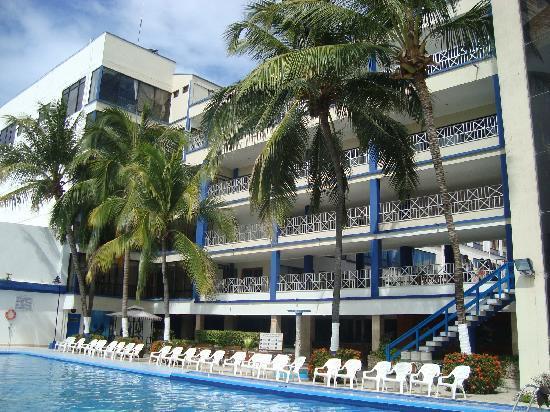 Sol Caribe San Andres: ALguito de el hotel