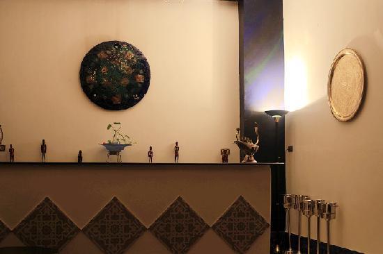 فندق مارا: Bar area in Mara House