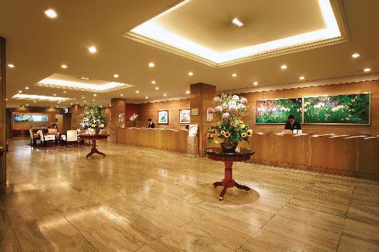 Sejong Hotel: lobby