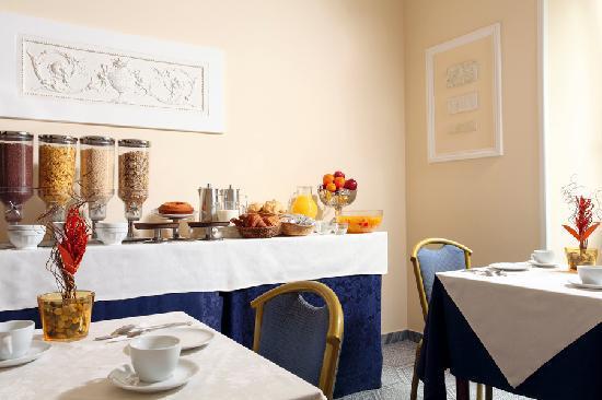 Kennedy Hotel: Breakfast rooms