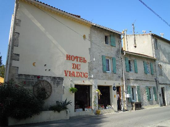 Hotel du Viaduc : l'ingresso principale
