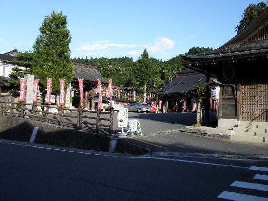 Mt.Koya Kumagaiji: Kumagai-ji, Kumagai Temple