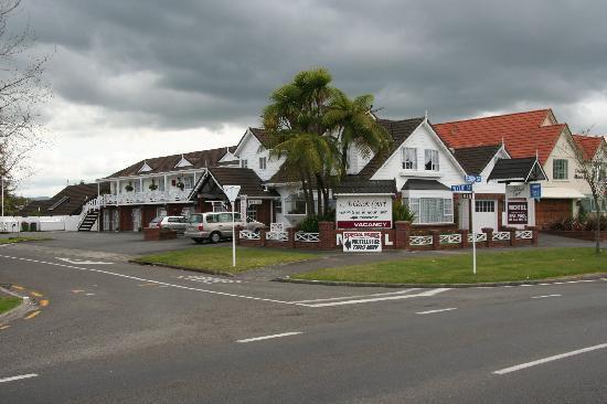 Ashleigh Court Motel: Außenansicht Motel