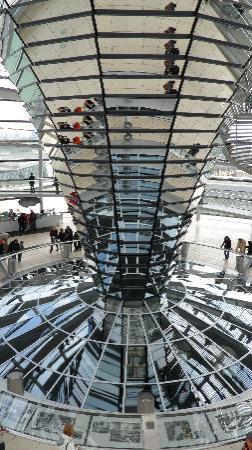 Berlín, Alemania: Fantasia di vetro