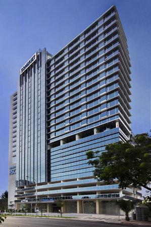 Somerset Ampang Kuala Lumpur: Somerset Ampang Facade