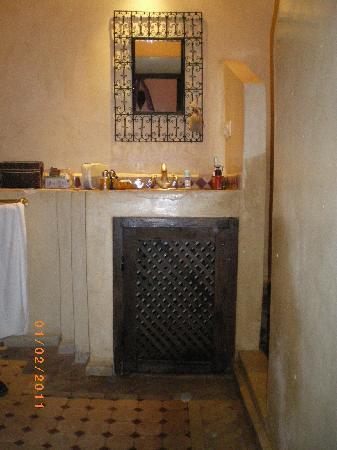 Riad Bahia: bagno 1