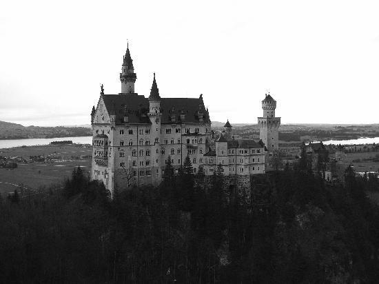 Bayern, Tyskland: Castello delle favole