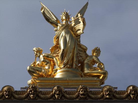 Paris, France: Teatro Opera
