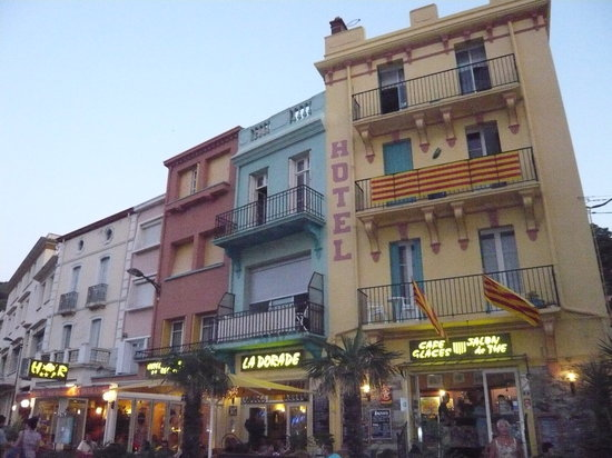 Cerbere, فرنسا: vue generale